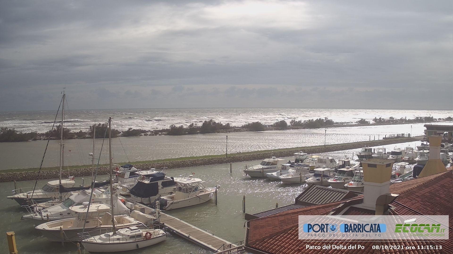 Webcam Porto Barricata